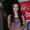 Shivani surve in marathi tv show Devyani celebrating 100 episodes