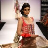 Nandita Thirani captivated all fashionistas at Lakme Fashion Week Winter Festive 2012
