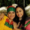Nia Sharma as Manvi and Krystle as jeevika celebrates raksha bandhan day on sets
