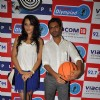 Nawazuddin Siddiqui, Richa Chadda promote Gangs Of Wasseypur 2 at 92.7 Big FM in Mumbai .