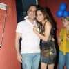 Prashant Sharma with Sara Khan at Sara Khan's Birthday Bash