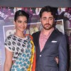 Bollywood actors Imran Khan and Sonam Kapoor launch Starweek India's Most Stylish Issue at Vie Lounge. .