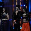 Ragini Khanna, Karan Wahi and Mohena Singh on the sets of Jhalak Dikhhla Jaa