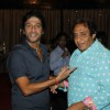 Chunky Pandey with Ranjeet at Dhoot family dinner in hounour of Mr. Niranjan Hiranandani