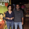 Producer R.Balki at his first look launch of film English Vinglish at PVR in Mumbai..