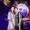 Billimoria with Dorris at Bharat And Dorris Bridal Fashion Awards