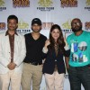 Krishnendu Sen, Rahul Vaidya, Sapna Mukherjee & Benny Dayal at Press Conference on Sound of the Soul