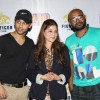 Rahul Vaidya, Sapna Mukherjee and Benny Dayal at Press Conference on Sound of the Soul