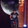 Salman Khan on the sets of Jhalak Dikhhla Jaa