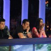 Karan Johar, Salman Khan and Katrina Kaif on the sets of Jhalak Dikhhla Jaa