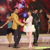 Ankita Lokhande and Nandish Sandhu performing at Gold Awards