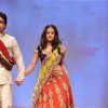 Tusshar Kapoor with Raima Sen on ramp at the Beti show by Vikram Phadnis at IIJW 2012