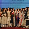 Bollywood and TV Celebs walks the ramp for Vikram Phadnis