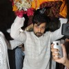 Emran Hashmi visits Mahim Durga on the occasion of Eid at Mahim