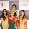 Sonal Chauhan walking the ramp for Deepti & Amisha on Day 2 at IIJW 2012