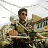 Shah Rukh Khan shooting for Yash Chopra's untitled directorial film