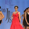 Simran Kaur Mundi walks the ramp for Jaipur Jewellery at IIJW 2012