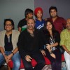 Song Recording 'Indian Idol The Fabulous Four' in Mumbai