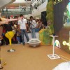 Brand ambassador of Kellogg's Chocos, Karisma Kapoor at the launch of 'Augmented Reality Game' in Oberoi Mall, Mumbai. .