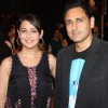 Preeti Jhangiani with Parveen Dabbas at Film Jalpari Premier