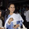 Poonam Dhillon Celebs attended the prayer meet for Shri.AK Hangal