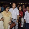 Sulbha Arya, Rohini, Anupam Kher & Ila Arun attended the prayer meet for Shri.AK Hangal