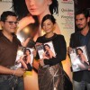 Bollywood actress Minissha Lamba unveils a special Sex issue of Maxim Magazine. .