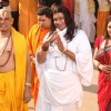 Mithun Chakraborty, Poonam Jhavar & Govind Namdeo playing the stereotypical godmen in OMG! Oh My God