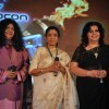 Abida Parveen, Asha Bhosle & Runa Laila at Launch of reality musical show of Sur- Kshetra
