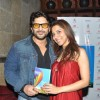 Arshad Warsi and Malti Bhojwani at Book Launch Don't Think of a Blue Ball