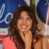 Bollywood actress Priyanka Chopra promote Barfi on the sets of Indian Idol at Filmcity in Mumbai. .