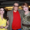 Devshi Haduri, Aditya Raj Kapoor and Bobby Darling at music launch of marathi movie The Strugglers