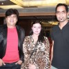 Mukesh Tyagi, Anupama Shukla and Vishwajeet Pradhan at music launch of marathi movie The Strugglers