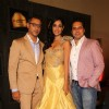 Shantanu and Nikhl with Sarah Jane Dias at Blenders Pride Fashion Tour 2012