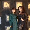 Neetal Lulla and Gauhar Khan at Blenders Pride Fashion Tour 2012
