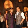 Prateik Babbar and Raghavendra Rathore at Blenders Pride Fashion Tour 2012