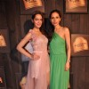 Shazahn Padamsee & Mandira Wirk during the 8th edition of Seagram's Blenders Pride Fashion Tour 2012
