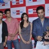 Bollywood director Karan Johar and the star cast of 'Student Of The Year' celebrate teachers day with 92.7 Big FM. .