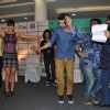 Priyanka Chopra, Ranbir Kapoor at Film Barfi Promotion With R City Mall