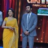 Madhuri Dixit and Ranbir Kapoor at Film Promotion Barfi on Set of Jhalak Dikhhla Jaa