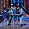 Remo, Ranbir Kapoor, Bharti, Manish at Film Promotion Barfi on Set of Jhalak Dikhhla Jaa