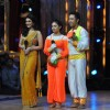 Ragini Khanna, Rashmi Desai and Deepak on Set of Jhalak Dikhhala Jaa