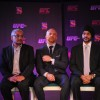 Launch of Sony Six India's Premier Sports channel 'UFC'