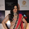 Zarine Khan & Sarah Jane Dias walk the ramp at Bridal Fashion Week