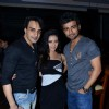 Angad Hasija, Pratyusha Banerjee and Manish Naggdev at Munisha Khatwani Birthday Bash