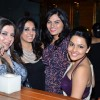 Delnaaz Irani, Munisha Khatwani, Tanya Abhrol and Chitrashi Rawat at Munisha Khatwani Birthday Bash