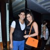Hussain Kuwajerwala with wife Tina at Munisha Khatwani Birthday Bash