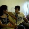 Karan Tacker with Yashashri Masurkar doing a interview with India-Forums