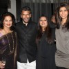 Deveika Bhojwani, Milind Soman, Reema Sanghavi and Zeba Kohli during the launch of The Big Indian picture