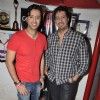 Bollywood music composers Salim Merchant and Sulaiman Merchant at GIMA press meet at Juhu in Mumbai.